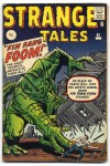 Strange Tales #89, 9d Pence Price Variant