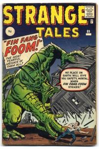 Strange Tales #89 Pence Price Variant