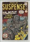 Tales of Suspense #20, 9d Pence Price Variant