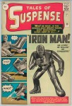 Tales of Suspense #39, 9d Pence Price Variant