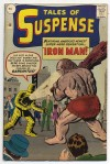 Tales of Suspense #40, 9d Pence Price Variant
