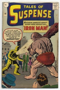Tales of Suspense #40 Pence Price Variant