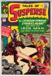 Strange Tales #52, 9d Pence Price Variant