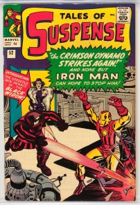 Tales of Suspense #52 Pence Price Variant