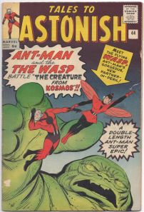 Tales to Astonish #44 Pence Price Variant