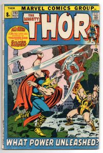 Thor #193 Pence Price Variant
