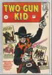 Two-Gun Kid #60, 9d Pence Price Variant