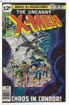 X-Men #120, 12p Pence Price Variant