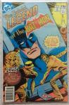 Untold Legend of the Batman #1, 15p Pence Price Variant