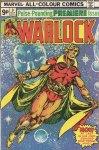 Warlock #9, 9p Pence Price Variant