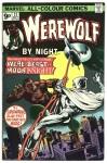 Werewolf By Night #33, 9p Pence Price Variant