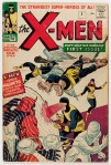 X-Men #1, 9d Pence Price Variant