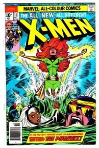 X-Men #101 Pence Price Variant