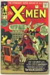 X-Men #2, 9d Pence Price Variant
