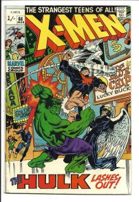 X-Men #66 Pence Price Variant