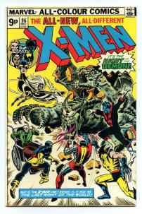 X-Men #96 Pence Price Variant