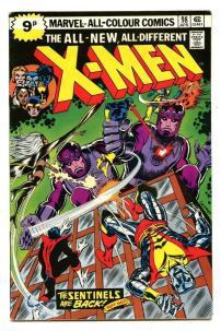 X-Men #98 Pence Price Variant
