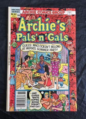 Archie's Pals 'n Gals #161, 75¢ Price Variant