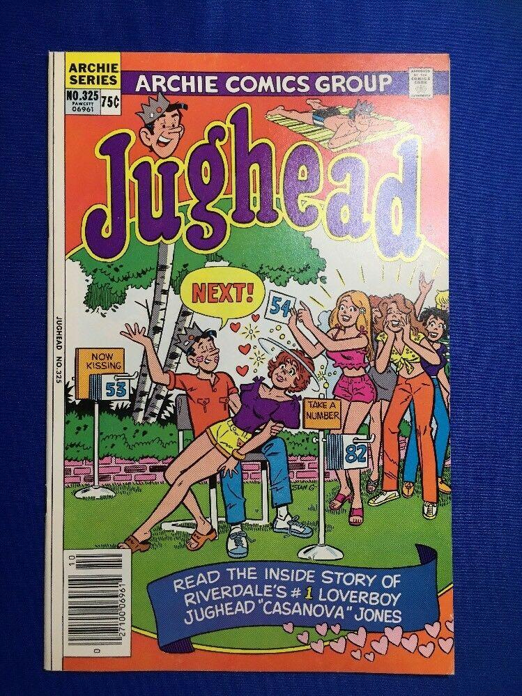 Jughead #325, 75¢ Price Variant