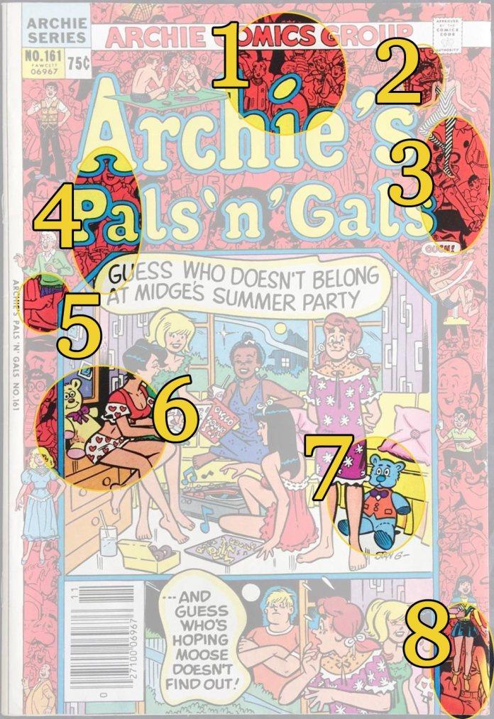 archie-pals-gals-161-scavenger-hunt