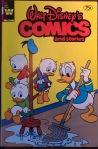 Walt Disney's Comics And Stories #507 75¢ Variant