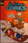 Walt Disney's Comics And Stories #508 75¢ Variant