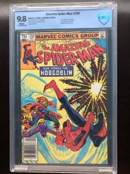 Amazing Spider-Man #275 Marvel Comics Hobgoblin app Ditko 9.2 Near Mint