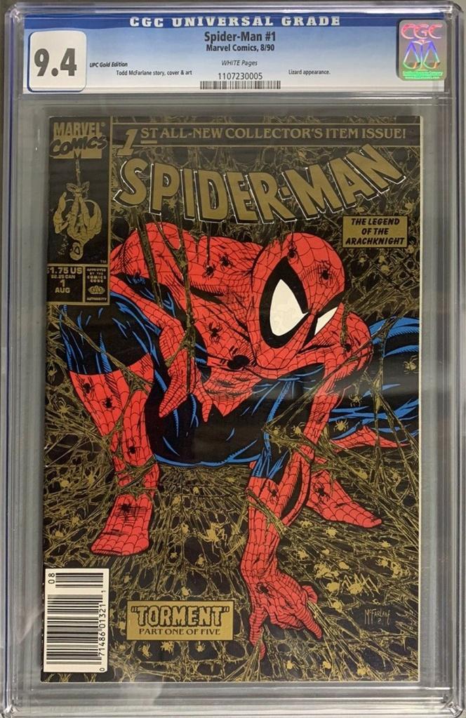 Ultimate Spider-Man #160 Death of Peter Parker Black Bag 1st Print Marvel Comics